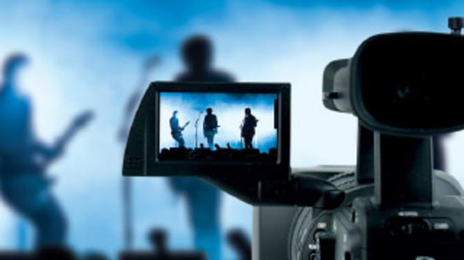 Показ видео по требованию и показ видео в режиме реального времени service image